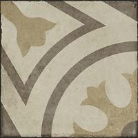 Фото Ragno ceramica декор Ottocento Decoro Tapetto 5 Ambra 20x20 (R86V)