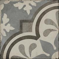 Фото Ragno ceramica декор Ottocento Decoro Tapetto 4 Talco 20x20 (R87C)