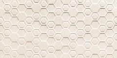 Фото Tubadzin плитка настенная Sfumato Hex Struktura 29.8x59.8