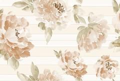 Фото Arcana декор-панно Versailles Blossom 2 Beige 50x75 (комплект 2 шт)