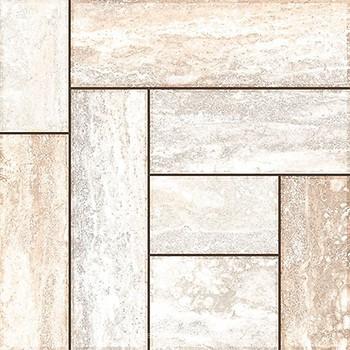 Фото Inter Cerama плитка напольная Bale светло-бежевая 43x43 (4343107021)
