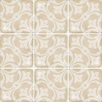 Фото Equipe Ceramicas декор Art Nouveau La Rambla Biscuit 20x20