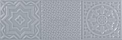 Фото Monopole Ceramica плитка настенная Esencia Relieve Blue Brillo 10x30