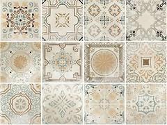 Фото Monopole Ceramica декор Avenue Decor Vintage 18.7x18.7