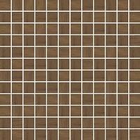 Фото Ceramika Paradyz мозаика прессованная Loft Wood Mozaika Prasowana Brown 29.8x29.8