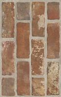 Фото Ceramika Paradyz плитка настенная Loft Brick Brown Struktura 25x40