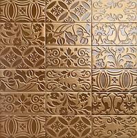 Фото Mainzu набор декоров Velvet Deco Gold 10x20