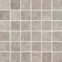 Фото Stargres мозаика Grey Wind Mosaic Squares Dark 30x30