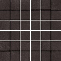 Фото Cersanit мозаика City Squares Anthracite 29.8x29.8
