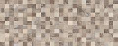 Фото Naxos плитка мозаичная Lithos Mosaic Taupe 3D 32x80.5 (99946)
