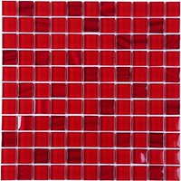 Фото Котто Кераміка мозаика GM 8016 C2 Red/Silver/Cherry 30x30