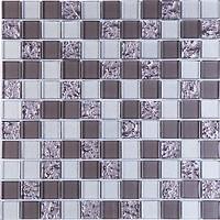 Фото Котто Кераміка мозаика GM 8001 C3 Grey/Grey M/Grey Silver 30x30