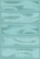 Фото Керамин декор Метро 4Д 27.5x40