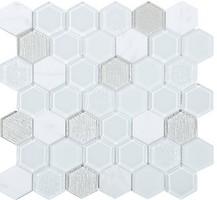 Фото Intermatex мозаика Tour White 30x30