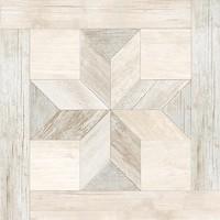 Фото Inter Cerama плитка напольная Listo светло-коричневая 43x43 (4343205031)