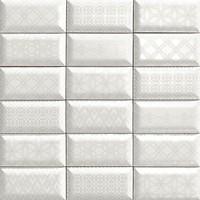 Фото Mainzu декор Bumpy Luxor White 10x20