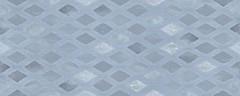 Фото Golden Tile декор La Manche 20x50 голубой (1L3311)