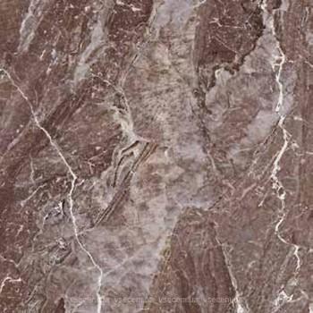 Фото Golden Tile плитка напольная Damascata коричневая 59.5x59.5 (667500)