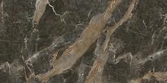 Фото Inter Cerama плитка Ardesia темно-коричневая 60x120 (6012034032)