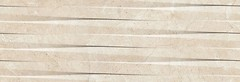 Фото Cifre Ceramika плитка настенная Crema Marfil Relieve 30x90