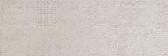 Фото Cifre Ceramika плитка настенная Progress Relieve Textile Ivory Mate 30x90