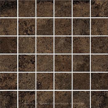 Фото Cersanit мозаика Lukas Mosaic Brown 29.8x29.8