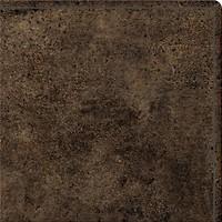 Фото Cersanit ступень угловая с капиносом Lukas Kapinos Corner Brown 31.3x31.3