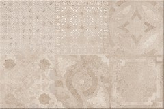 Фото Cersanit плитка настенная Shelby Beige Pattern 30x45