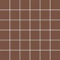 Фото Ceramika Paradyz мозаика Modernizm Mozaika Cieta Brown 29.8x29.8
