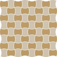 Фото Ceramika Paradyz мозаика Modernizm Mozaika Prasowana Bianco Mix C 30.9x30.9