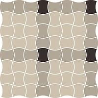 Фото Ceramika Paradyz мозаика Modernizm Mozaika Prasowana Grys Mix A 30.9x30.9