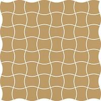 Фото Ceramika Paradyz мозаика Modernizm Mozaika Prasowana Ochra 30.9x30.9