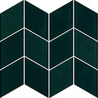 Фото Ceramika Paradyz мозаика Uniwersalna Mozaika Szklana Verde Garden 20.5x23.8