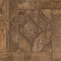 Фото Belani плитка напольная Рустик орех темный 41.8x41.8