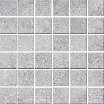 Фото Cersanit мозаика Ember Mosaic Grey Satin 20x20