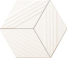 Фото Tubadzin мозаика Colour White 19.8x22.6