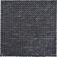 Фото Котто Кераміка мозаика Mosaichd'Italia MI7 10100606C Nero 30x30
