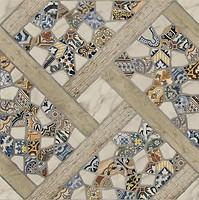 Фото Click Ceramica плитка напольная Gaudi 45x45