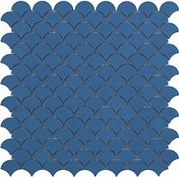 Фото Vidrepur мозаика Soul 6104S Blue Matt 31.5x31.5