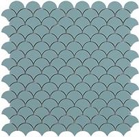 Фото Vidrepur мозаика Soul 6101S Turquoise Matt 31.5x31.5