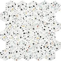 Фото Котто Кераміка мозаика Hexagon HP 6009 29.5x29.5