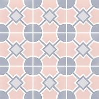 Фото Equipe Ceramicas декор Caprice Deco Solstice Pastel 20x20