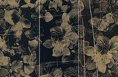 Фото LA Fabbrica декор-панно Marmi Flower Sahara Noir Lapp Rett 120x180 (135101) (комплект 3 шт)