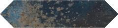 Фото La Fenice декор Oxydum Decoro Losanga Steel Rett 7.5x30
