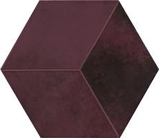 Фото Pamesa плитка мозаичная Kingsbury Jubilee Hexagonos Grana Compacglass 19.8x22.8