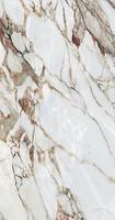 Фото Mirage плитка Cosmopolitan Arabescato Oro Luc SQ 120x278