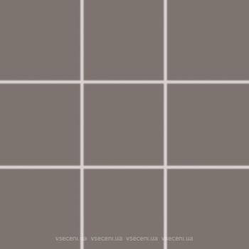 Фото Rako плитка напольная Color Two темно-серая матовая 9.8x9.8 (GAA0K111)