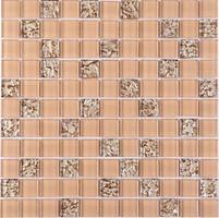 Фото Котто Кераміка мозаика GM 8003 C2 Beige Gold S1/Beige White 30x30