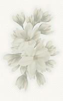 Фото Golden Tile декор Verdelato Magnolia 25x40 (А6А301)