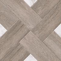 Фото Golden Tile декор Marmo Wood Cross темно-бежевый 40x40 (4VН870)